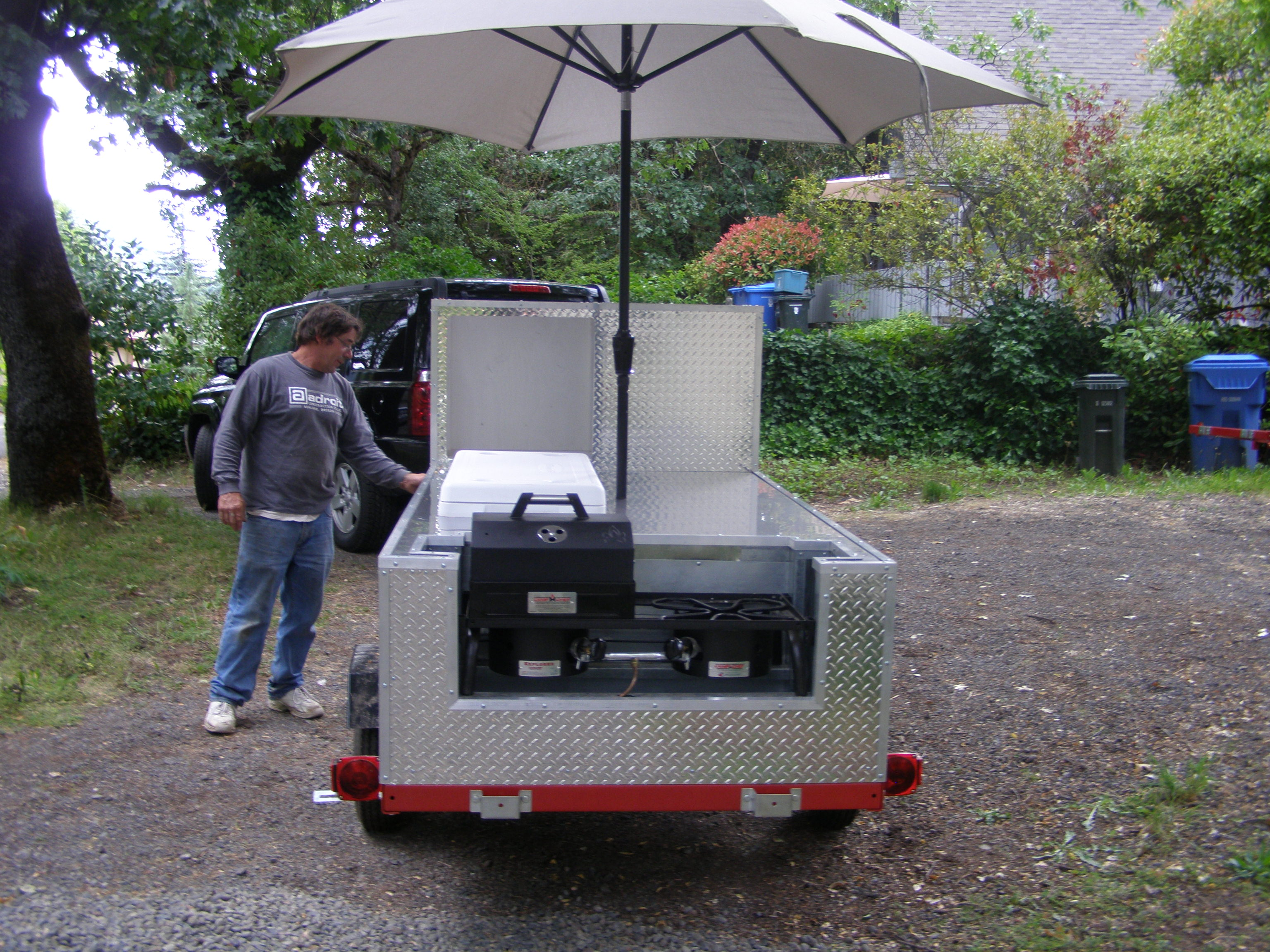 hot dog carts with grill for sale