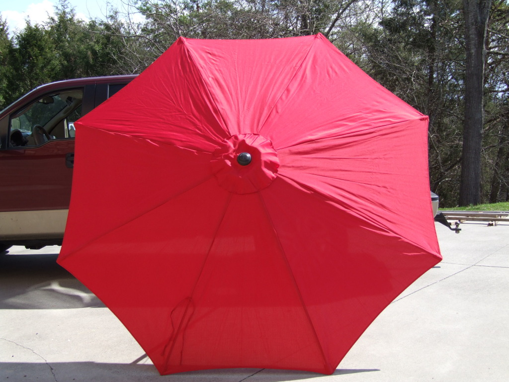 red market umbrella - Walmart.com