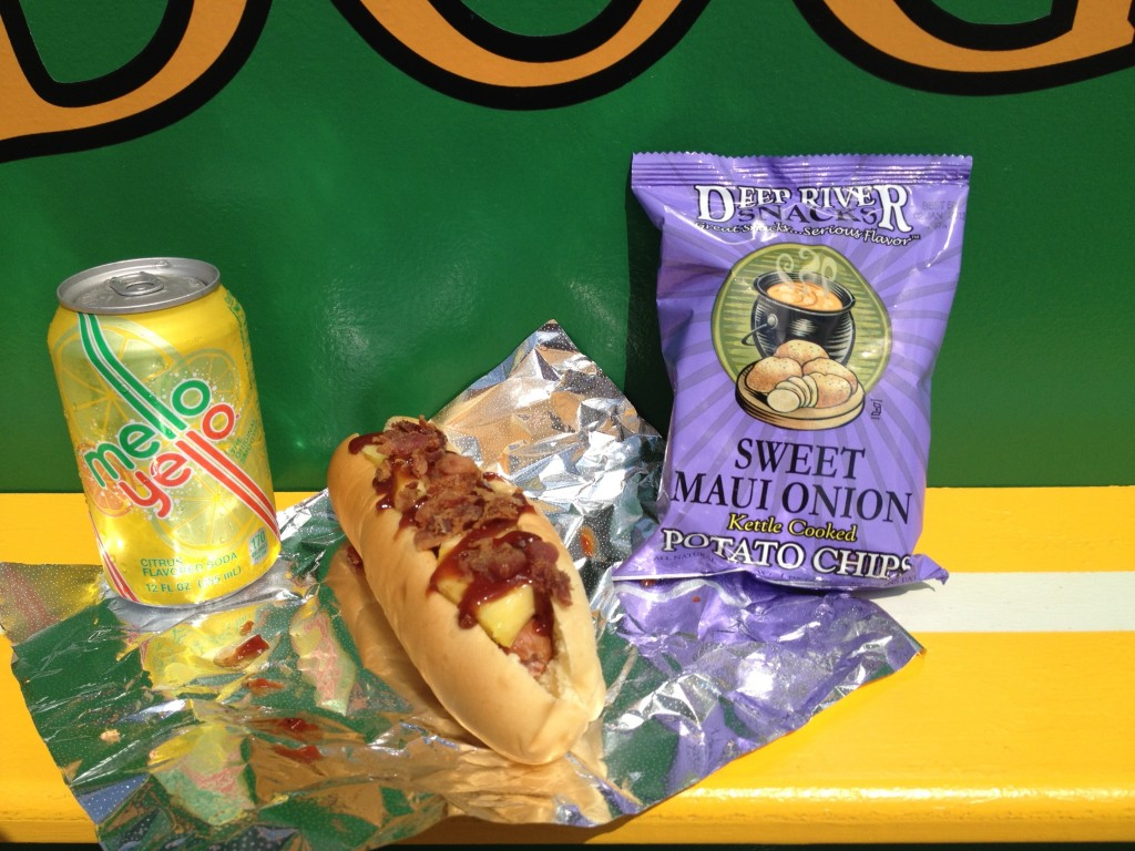 O'Doggy's Hot Dog Meal