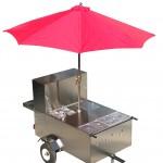 Hot Dog Cart BensCarts.com