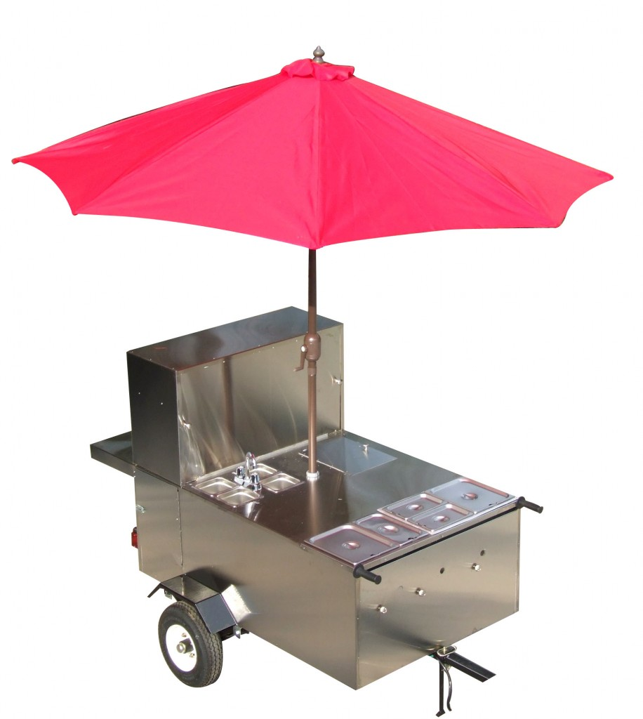 Hot Dog Cart BensCarts.com