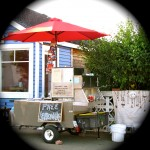 Lori's Big Dog Hot Dog Cart