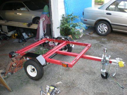 Bobs Hot Dog Cart Build