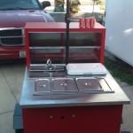 build a hot dog cart