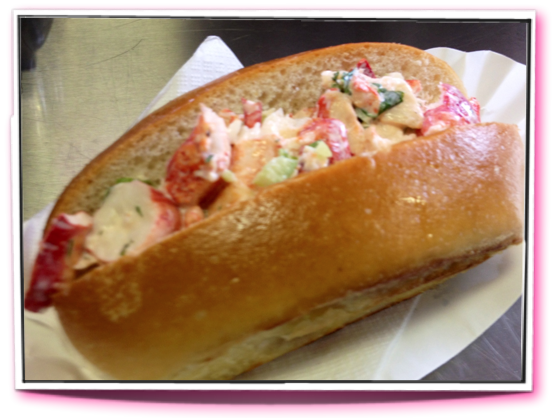 Love Hot Dog Co Lobster Roll