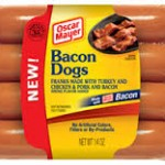 Oscar Mayer New Bacon Hot Dogs