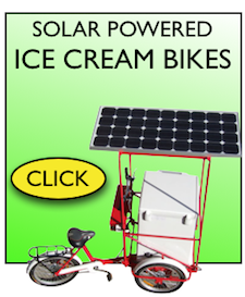 Ice Cream Bikes