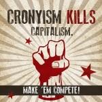 Capitalist Pigs restrict vendors illegally