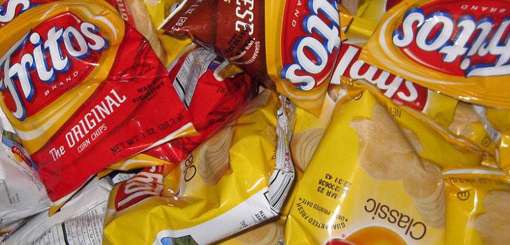 hot dog chips