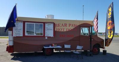 hot dog truck success