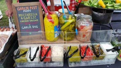 become a hot dog vendor