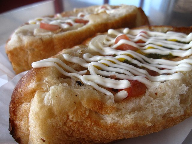 arizona catering hot dog cart