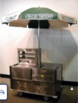 electric hot dog cart