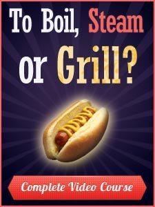 Hot dog vendor training