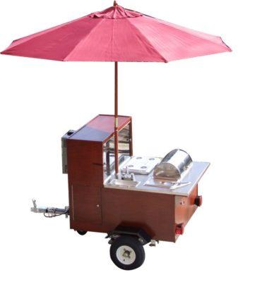 build a cart