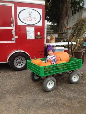 food trailer pumpkin