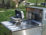 which hot dog cart