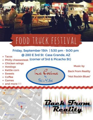 arizona food truck business