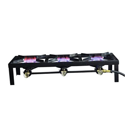 stove triple burner table top