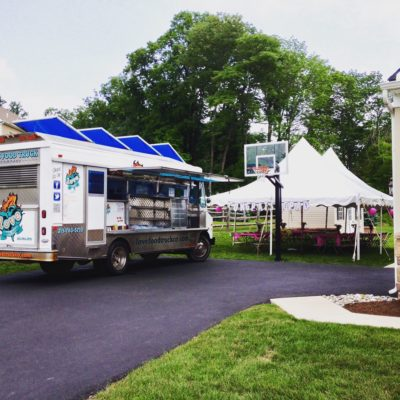 food truck catering wedding