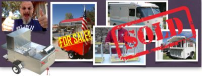 Used Hot Dog Cart For Sale – How To Get The Best Deal