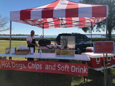 Hot Dog Vendor Interview – The First 8 Days