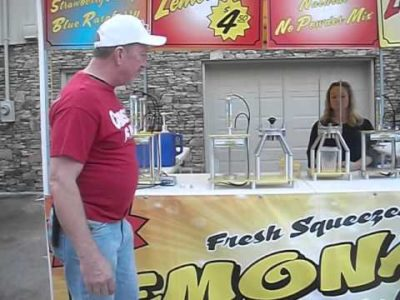 Lemonade Vending To Hot Dog Vending