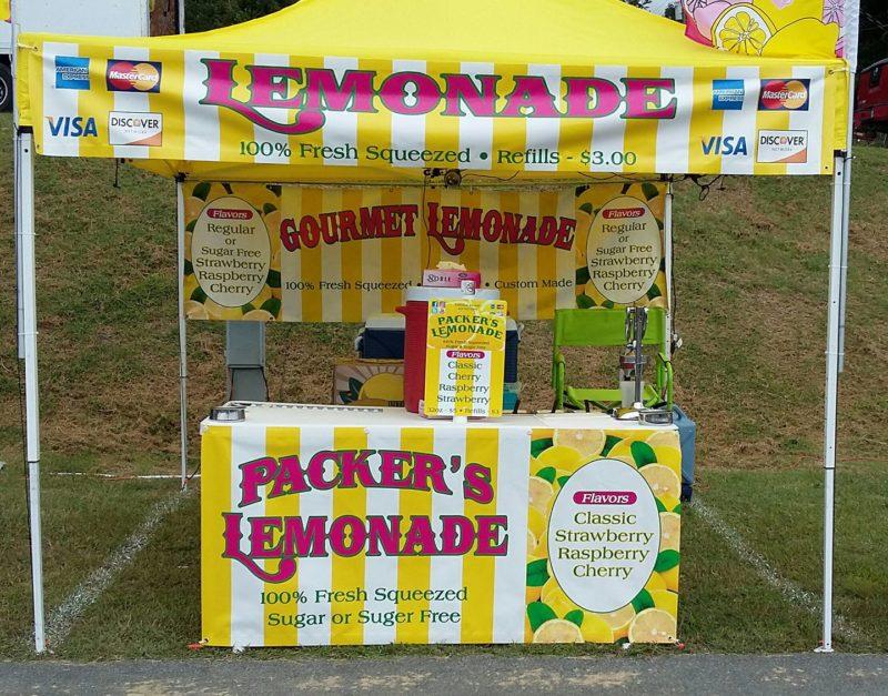 Packer's Lemonade - visit here
