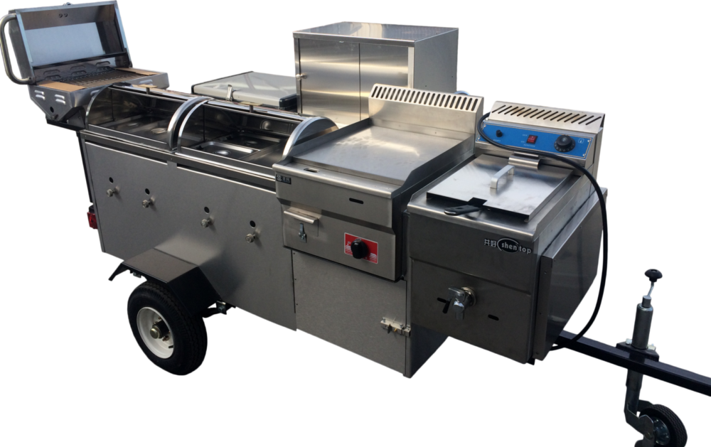 cater pro mobile kitchen