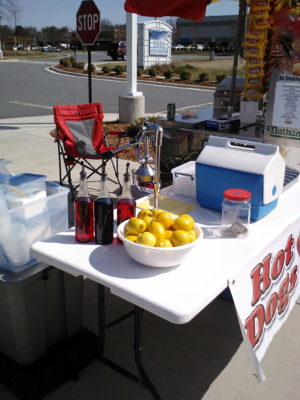 Lemonade Vending Is Answer To Many