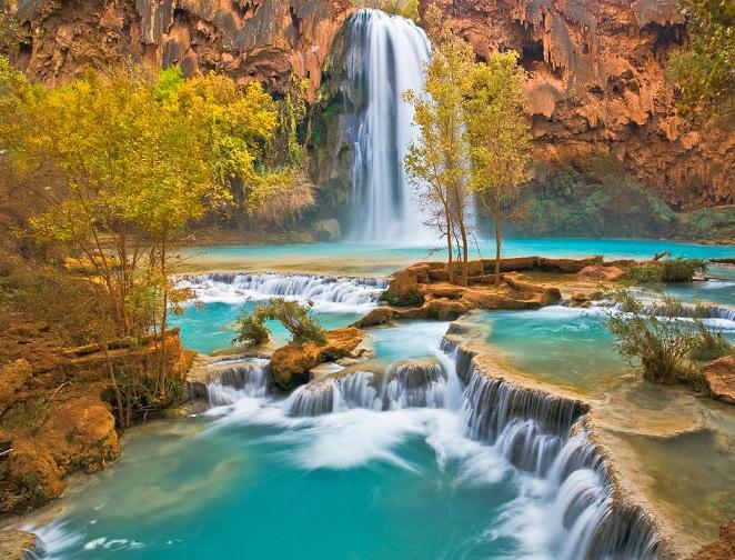 Havasu Falls Photo