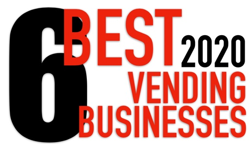 top vending businesses