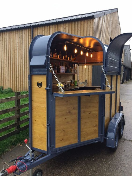 How To Start A Coffee Cart Business - DIY Coffee Cart Plans