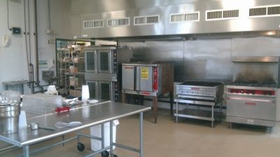 Commissary Commercial Kitchen