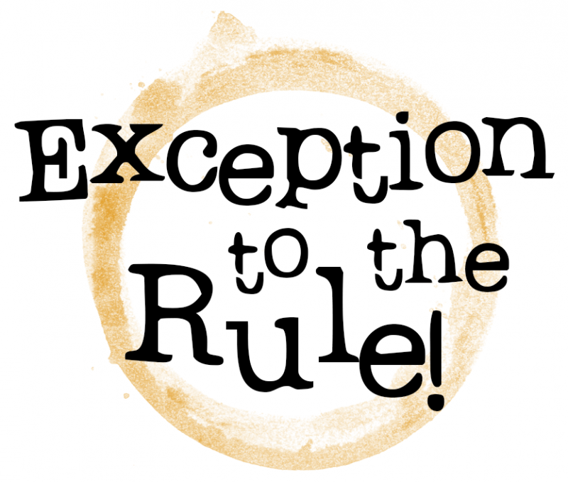 Health Inspection: exception to the rule