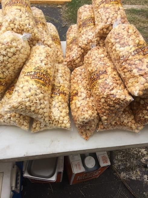 Kettle Corn Business