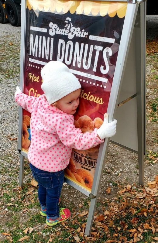 Mini Donut Vending