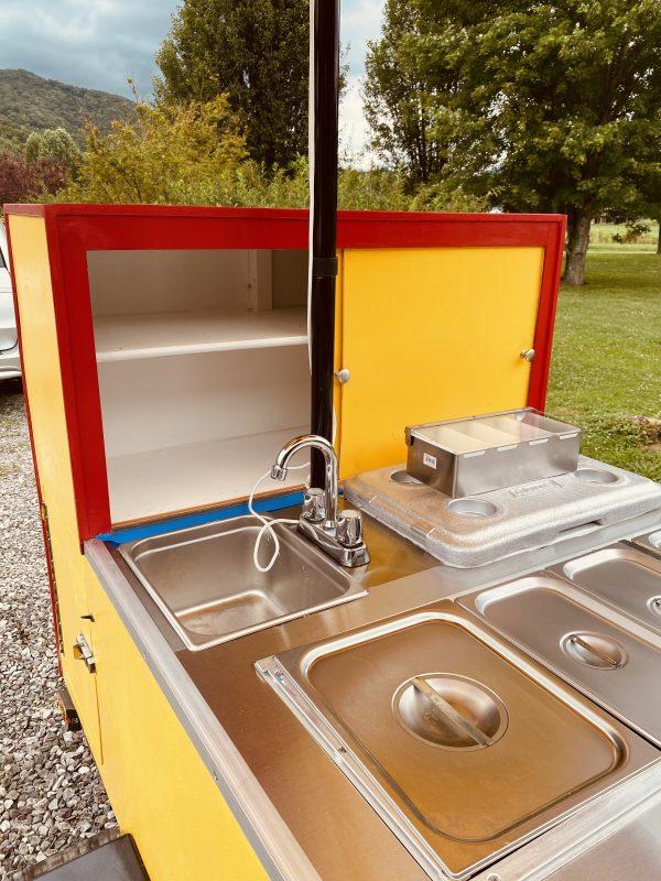 cart cabinet