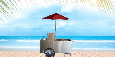 small cart no tow